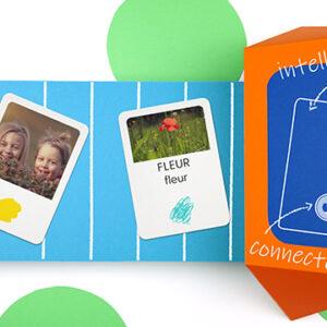 Pack de cartes personnalisables