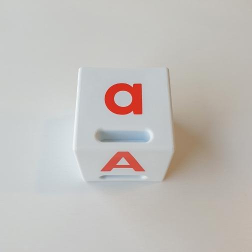 Cube connecté à l'unité