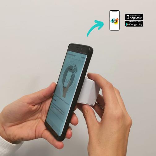 Personnalisez vos cubes avec l'application Lilylearn