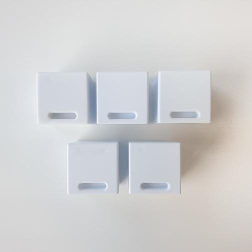 Cubes personnalisés vierges