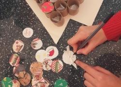 Votre calendrier de Noël : étape 5