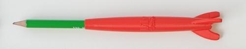 porte-crayon-fusée