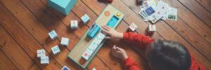 Apprendre à lire à son rythme : les niveaux de jeu de Lilémø