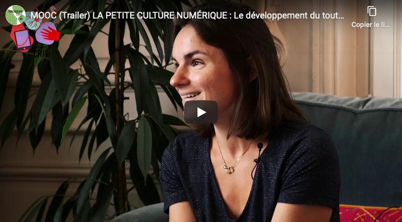 Découvrez le MOOC La petite culture numérique en vidéo