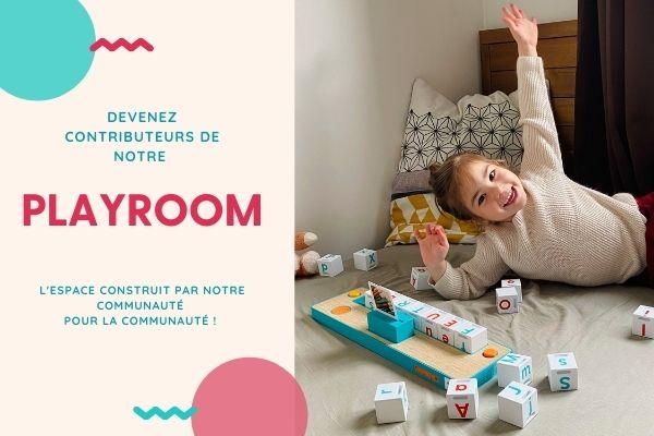 Rejoindre la playroom