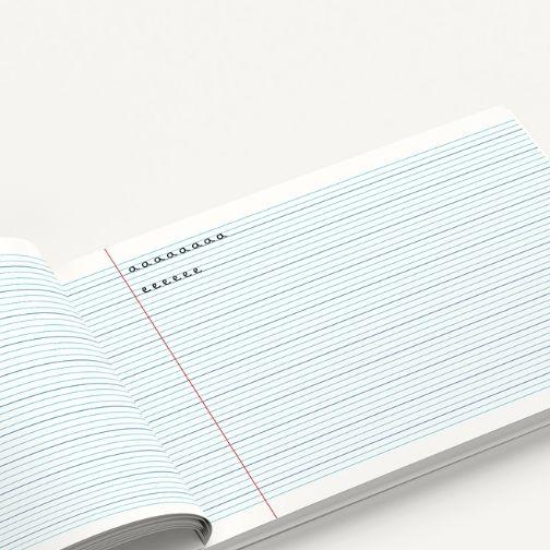 Cahier d'écriture Lilylearn