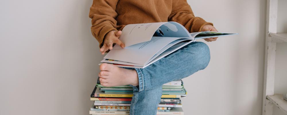 Lire avec son enfant et trouver les mots clés